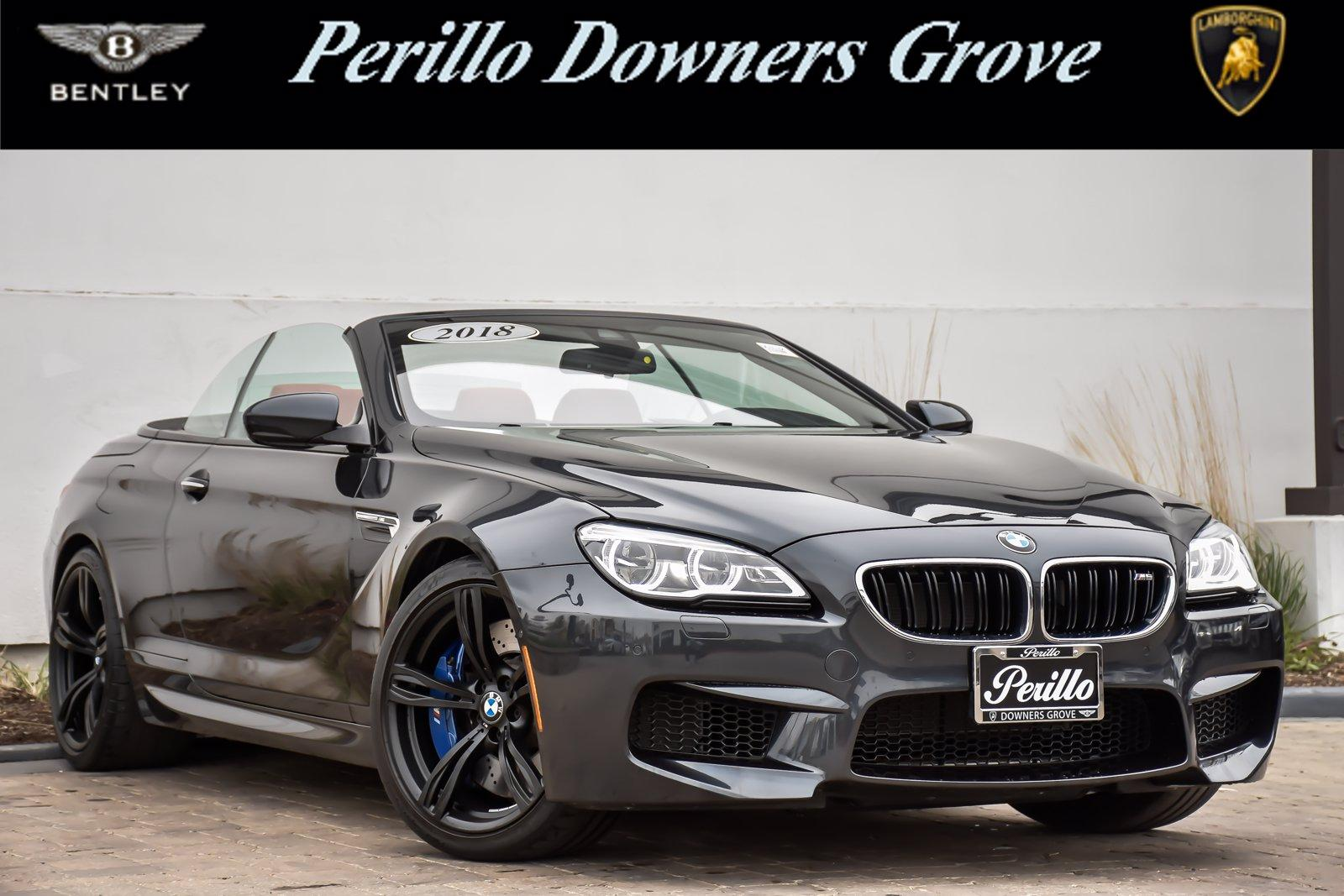 Used 2018 BMW M6  | Downers Grove, IL