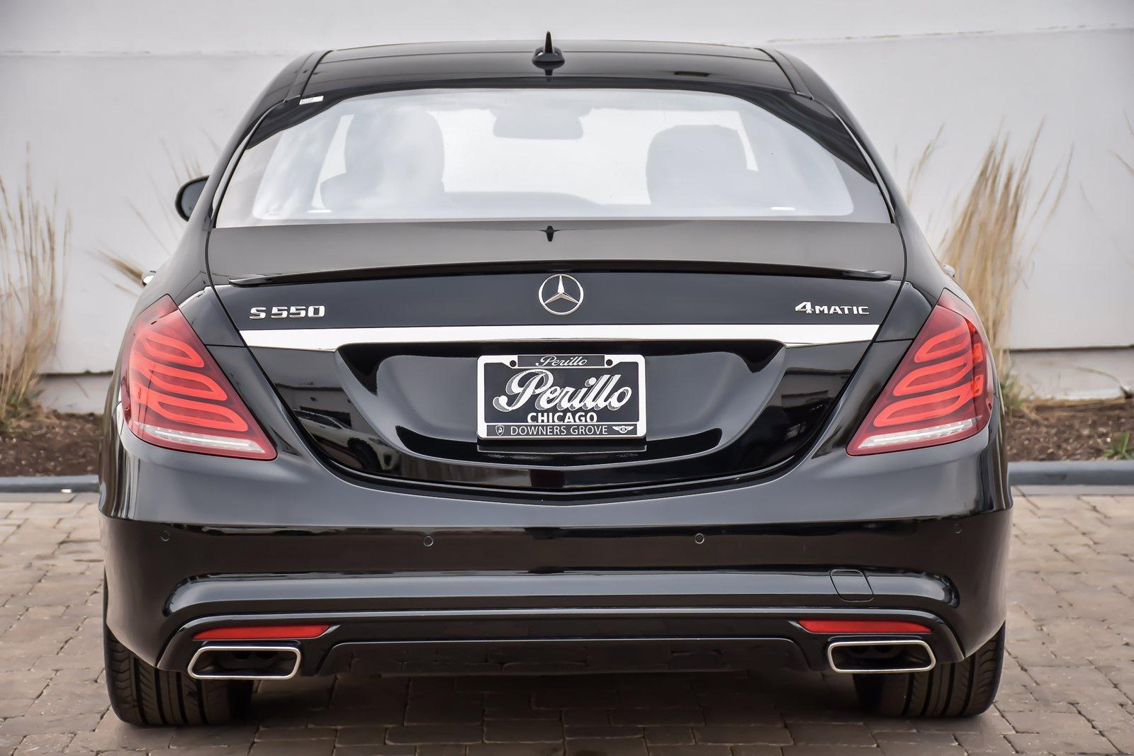 Used 2015 Mercedes-Benz S-Class S 550 | Downers Grove, IL