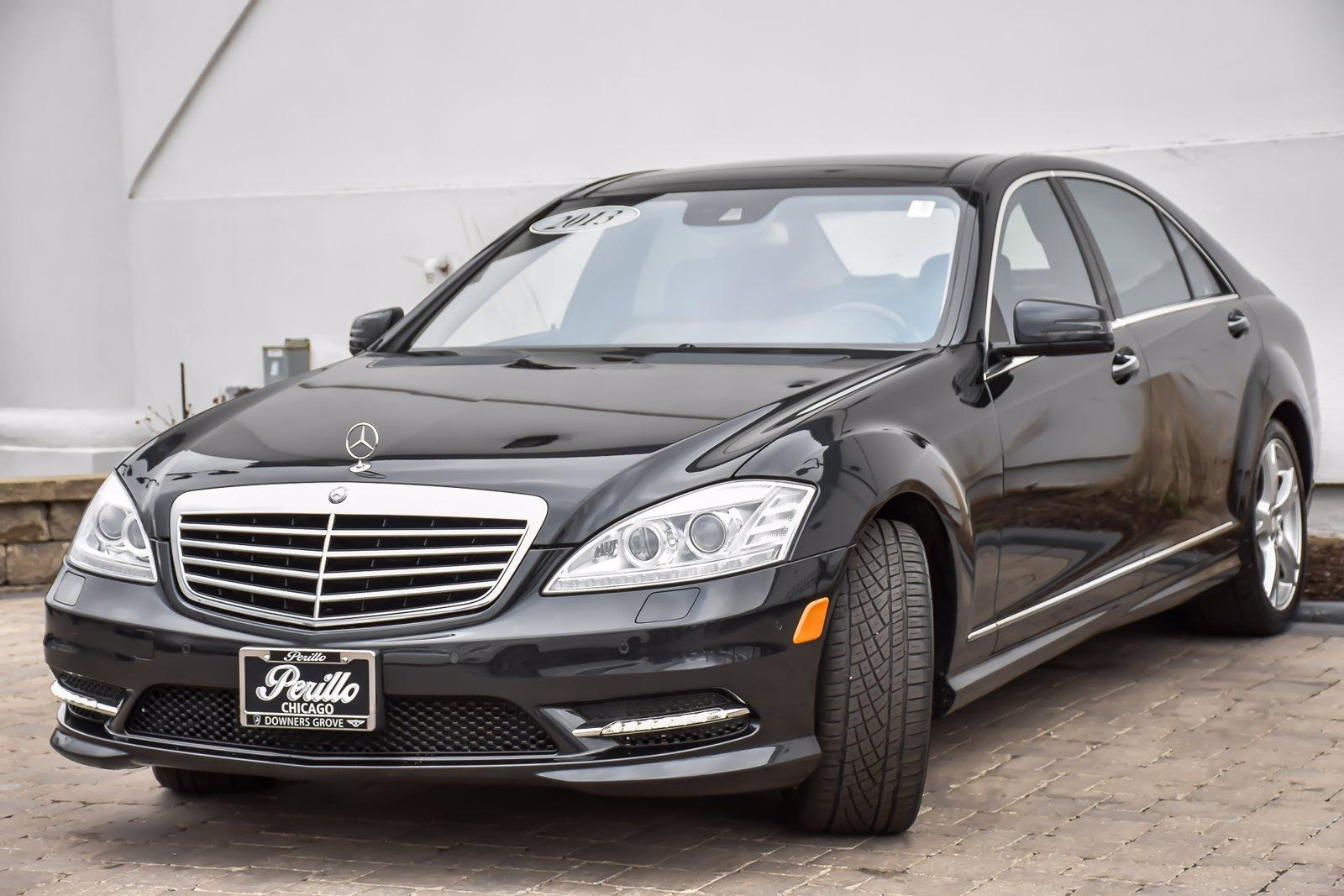 Used 2013 Mercedes-Benz S-Class S 550 Sport Pkg | Downers Grove, IL