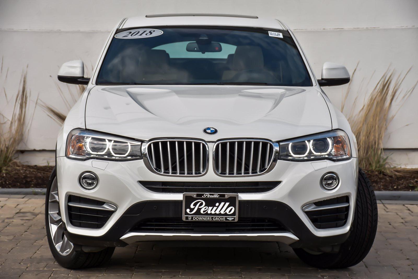 Used 2018 BMW X4 xDrive28i X-Line Premium With Navigation | Downers Grove, IL