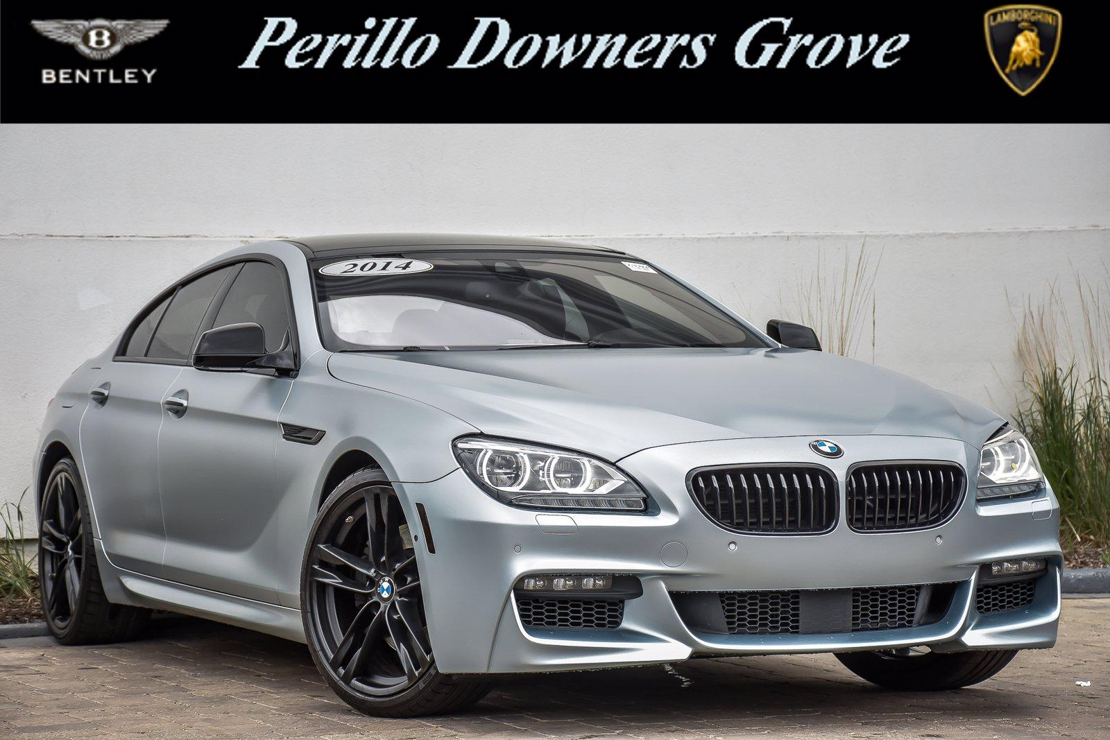 Used 2014 BMW 6 Series 640i xDrive Gran Coupe | Downers Grove, IL