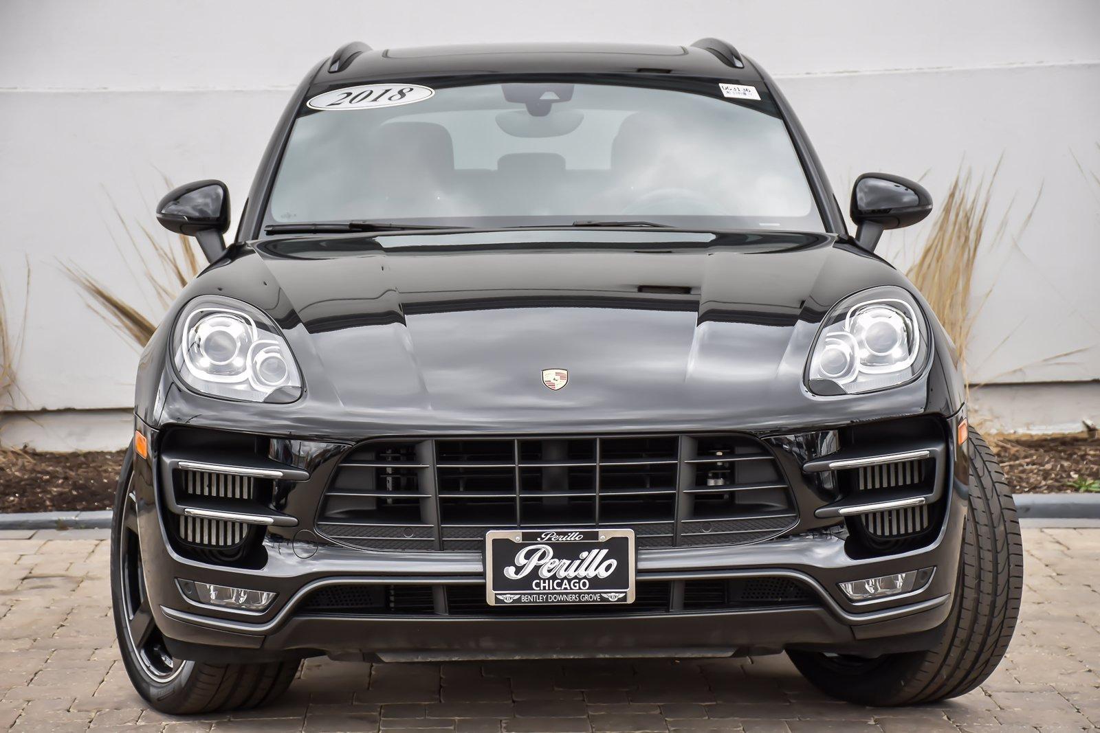 Used 2018 Porsche Macan Turbo Premium Plus | Downers Grove, IL
