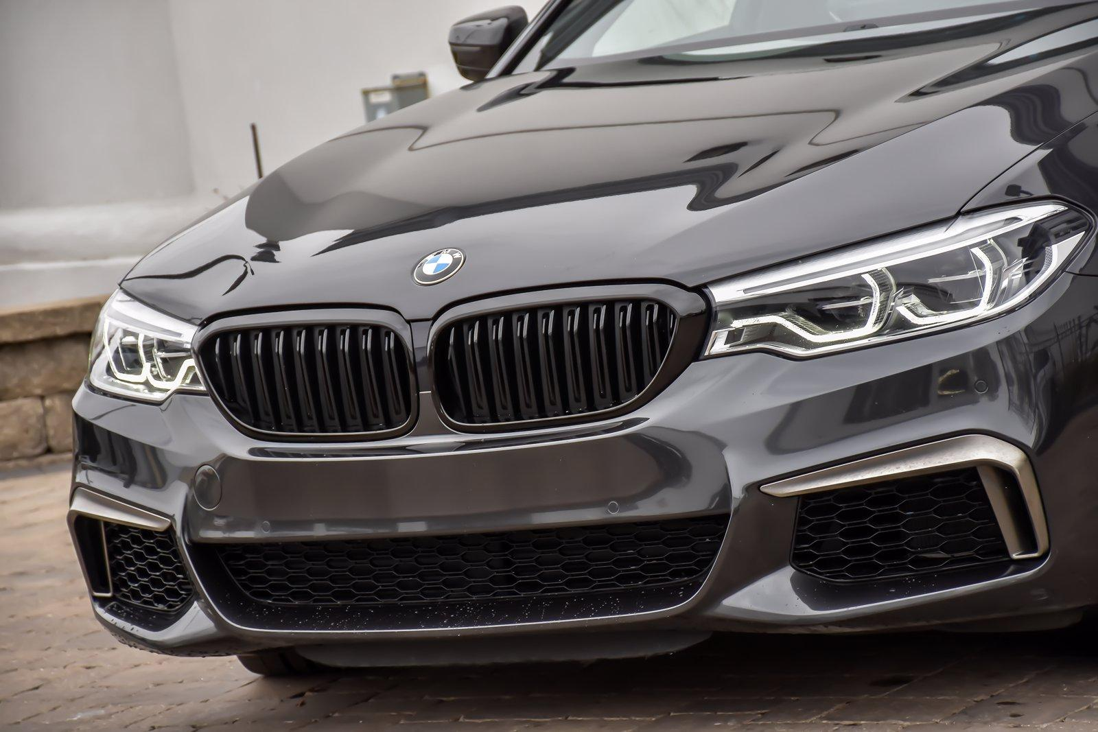 Used 2018 BMW 5 Series M550i xDrive Executive | Downers Grove, IL