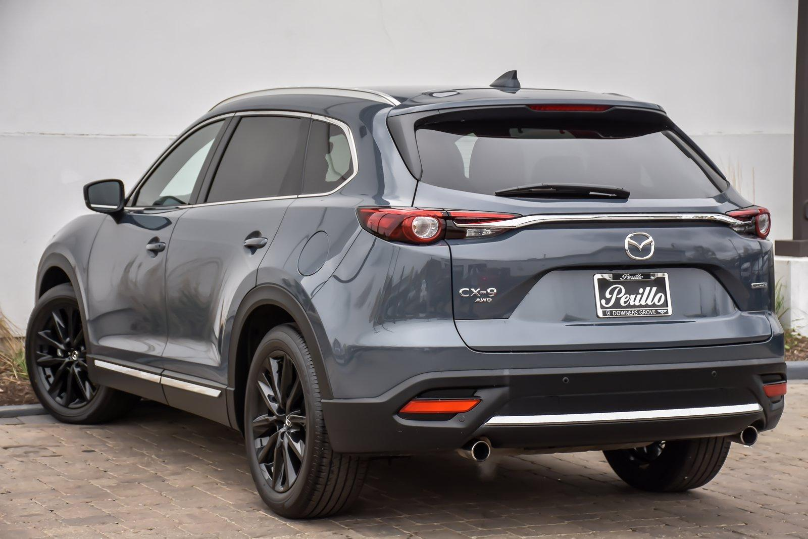 Used 2021 Mazda CX-9 Carbon Edition w/3rd Row | Downers Grove, IL