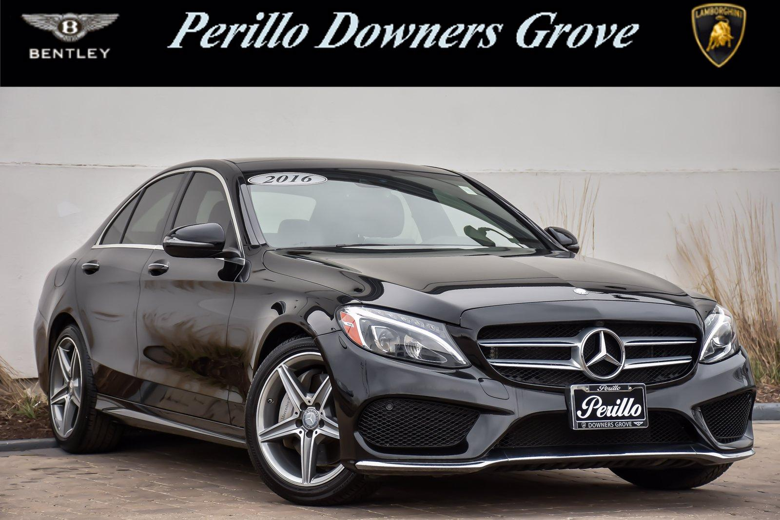 Used 2016 Mercedes-Benz C-Class C 300 Sport With Navigation | Downers Grove, IL