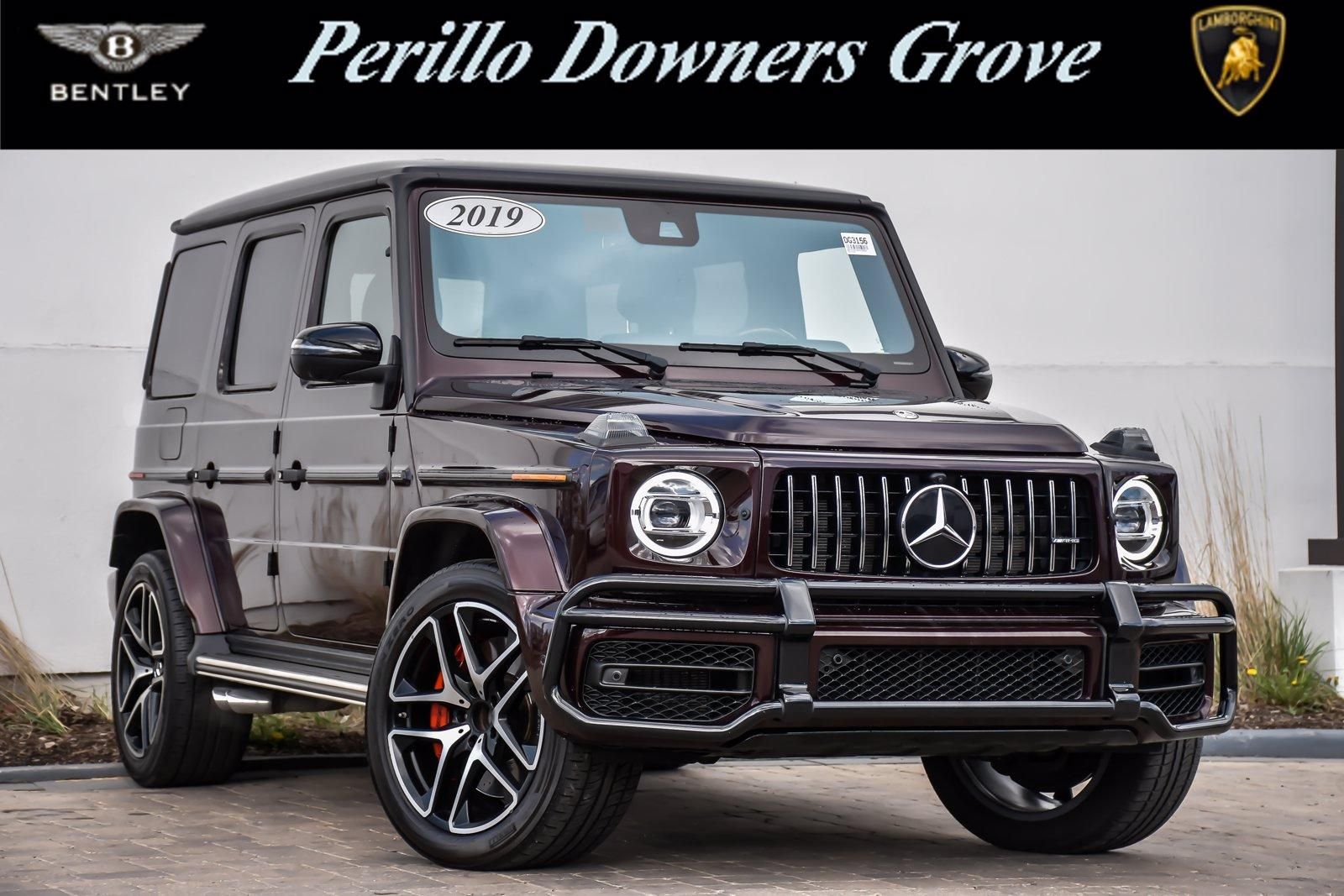 Used 2019 Mercedes-Benz G-Class AMG G 63 | Downers Grove, IL