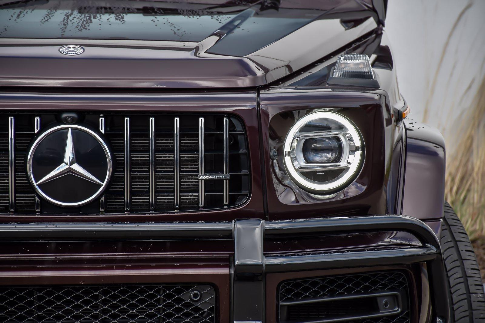 Used 2019 Mercedes-Benz G-Class AMG G 63, AMG Night Pkg, | Downers Grove, IL