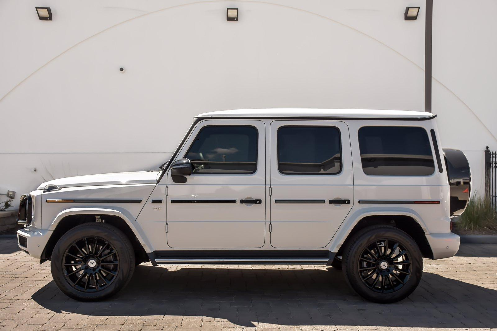 Used 2019 Mercedes-Benz G-Class G 550 AMG Line, Night Pkg, | Downers Grove, IL