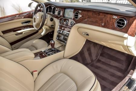 Used 2014 Bentley Mulsanne Premier, Naim, Rear Ent, | Downers Grove, IL